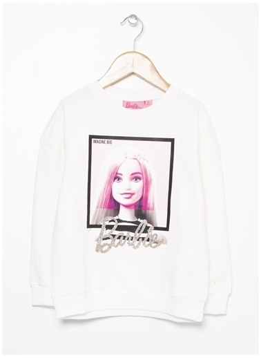 Barbie Sweatshirt Ekru